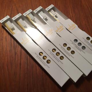 GC ルシェロ 歯ブラシ W-10 歯科専売品 5本(歯ブラシ/デンタルフロス)