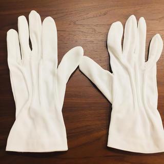 結婚式新郎グローブ(手袋)