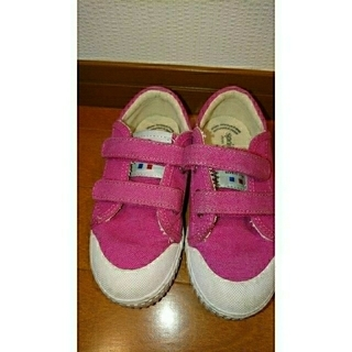 スプリングコート(springcourt)の子供用 靴  スプリングコート(スニーカー)