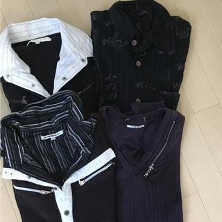 セマンティックデザイン(semantic design)のメンズ服 まとめ売り(Tシャツ/カットソー(七分/長袖))