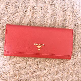 プラダ(PRADA)のPRADA長財布♡(財布)