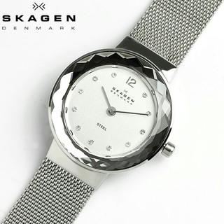 スカーゲン(SKAGEN)のスカーゲン SKAGEN レディース時計 456SSS ☆ 新品未使用(腕時計)