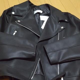 アズール(AZZURE)のライダースジャケット(ライダースジャケット)