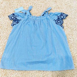 リンジィ(Lindsay)の♡Lindsay♡オフショルダーカットソー/160(Tシャツ/カットソー)