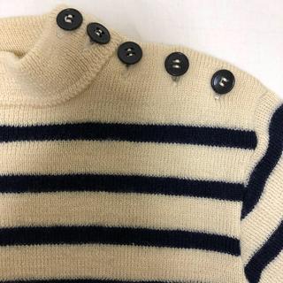 サンタモニカ(Santa Monica)のJANTIQUES ジャンティーク vintage knit(ニット/セーター)