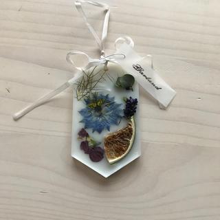 Aroma wax sachet アロマワックスサシェ(アロマ/キャンドル)