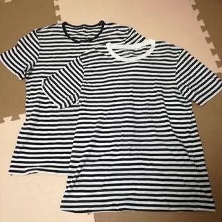 ムジルシリョウヒン(MUJI (無印良品))の無印 シャツ メンズ M セット(Tシャツ/カットソー(半袖/袖なし))