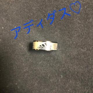 アディダス(adidas)のアディダス♡ デザインリング  メンズ レディース アクセサリー(リング(指輪))