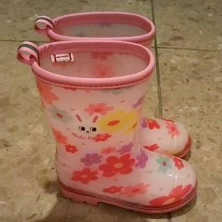 ミキハウス(mikihouse)の15cmミキハウス長靴(長靴/レインシューズ)
