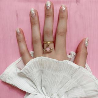 ヴィンテージ ヴィヴィアン リング ゆめかわいい 指輪(リング)