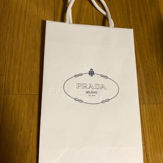 プラダ(PRADA)のPRADA プラダ ショップ袋(ショップ袋)