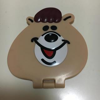 ダブルシー(wc)のくまたん クマ 雑誌付録 WC(ミラー)