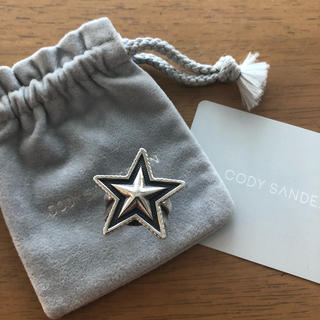 Cody Sanderson  Star Ring コディサンダーソン (リング(指輪))