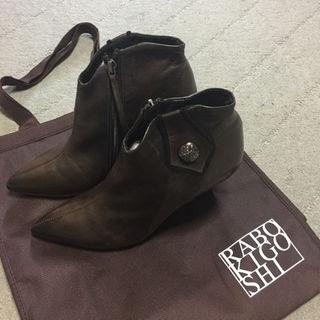 サヤラボキゴシ(SAYA / RABOKIGOSHI)のRABOKIGOSHI ブーツ(ブーツ)