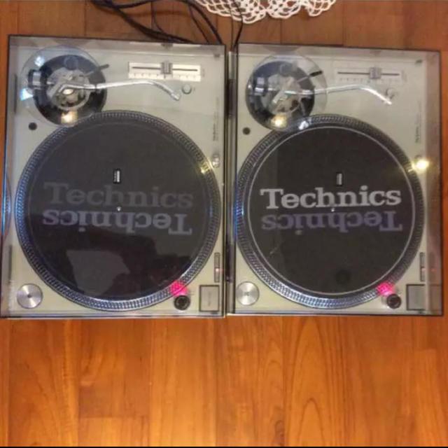 technics sl1200mk5 テクニクスターンテーブル 楽器のDJ機器(ターンテーブル)の商品写真
