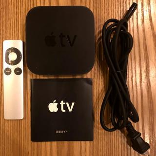 アップル(Apple)の【値下げしました】Apple TV 第二世代(その他)