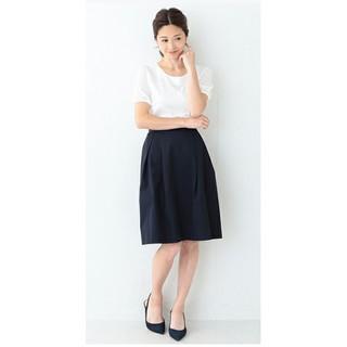 デミルクスビームス(Demi-Luxe BEAMS)の★iri様専用★Demi-Luxe BEAMS グログランタフタスカート(ひざ丈スカート)