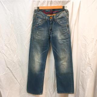 ペペジーンズ(Pepe Jeans)のPepe Jeans ペペジーンズ ワイドデニム 26(デニム/ジーンズ)