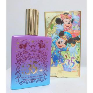 ディズニー(Disney)の35周年記念 オードトワレ(香水(女性用))