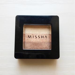 ミシャ(MISSHA)のミシャ トリプルアイシャドウ(アイシャドウ)