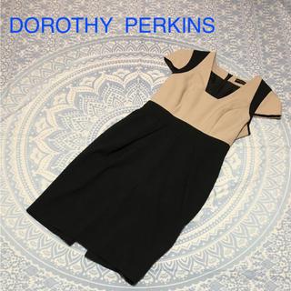 ドロシーパーキンス(DOROTHY PERKINS)のドロシーパーキンス  ワンピース(ひざ丈ワンピース)