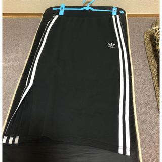 アディダス(adidas)のアディダスオリジナルスカート(ロングスカート)