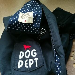 ドッグデプト(DOG DEPT)のDOG DEPT ドッグデプト キャリーバッグ スリリング 美品(犬)