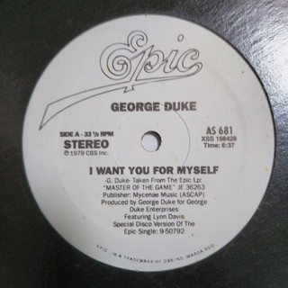 GEORGE DUKE(R&B/ソウル)
