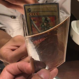 今のところ世界で1枚のエラーカード(カード)