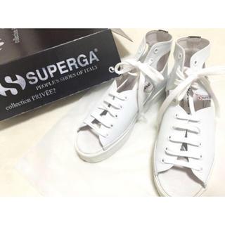 コレクションプリヴェ(collection PRIVEE?)のcollabo•summer shoes(スニーカー)