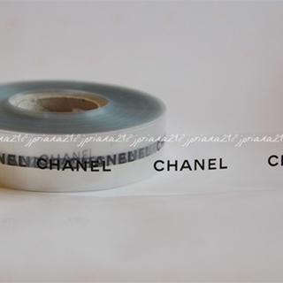 シャネル(CHANEL)のシャネル ラッピング用シール 5枚 クリア 非売品 ステッカー 正規品(その他)