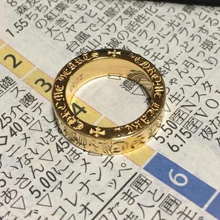 クロムハーツ(Chrome Hearts)のクロムハーツ 22k スペーサーリング(リング(指輪))