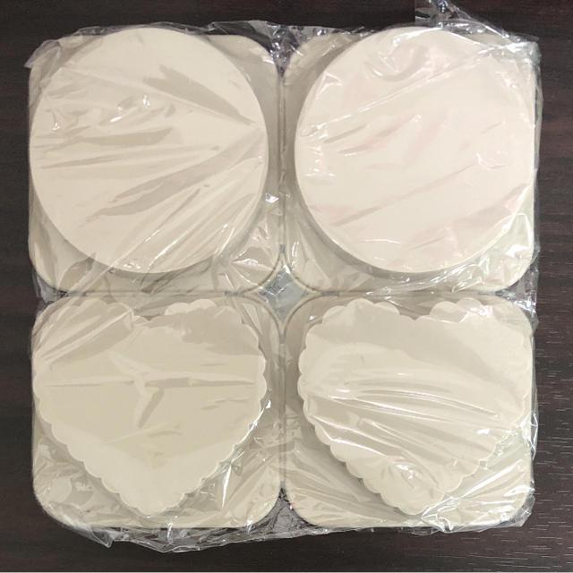 丸 ギザハート タグ型 シリコンモールド アロマワックスバー アロマストーン ハンドメイドの素材/材料(各種パーツ)の商品写真