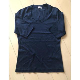 エミスフィール(HEMISPHERE)のHEMISPHERE Tシャツ  カットソー(Tシャツ(半袖/袖なし))