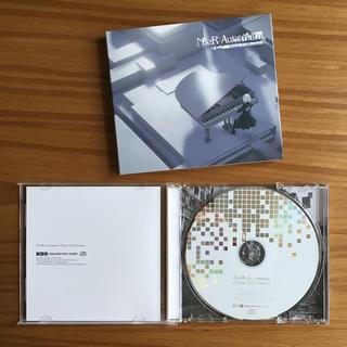 スクウェアエニックス(SQUARE ENIX)のCD Piano Collections NieR:Automata(ゲーム音楽)