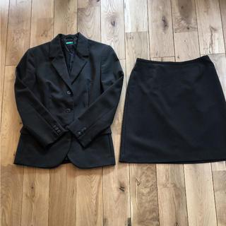 ベネトン(BENETTON)のUNITED COLORS OF BENETTON スーツ ダークグレー(スーツ)