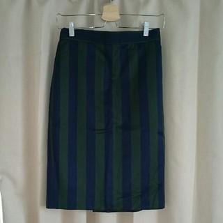 ニジュウサンク(23区)のタイトラインスカート(ひざ丈スカート)