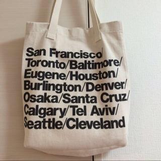 American Apparel(アメリカンアパレル)のソウル限定 アメアパ シティバッグ レディースのバッグ(トートバッグ)の商品写真