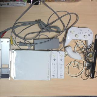 Wii - Wii 本体 プラス付属品