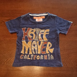 クリフメイヤー(KRIFF MAYER)のクリフメイヤー  Tシャツ  100(Tシャツ/カットソー)
