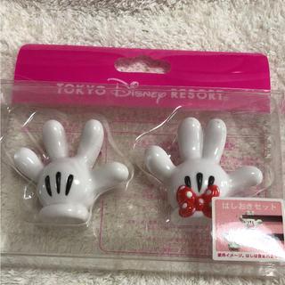 Disney - 箸置き☆タイムせーる