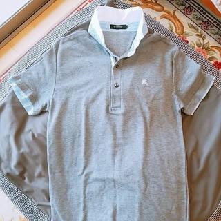 バーバリーブラックレーベル(BURBERRY BLACK LABEL)のさむらいまちゃ様専用バーバリブラックレーベルポロシャツ(ポロシャツ)