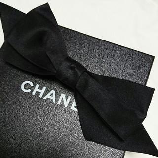 シャネル(CHANEL)のako様専用 CHANEL リボンバレッタ(バレッタ/ヘアクリップ)