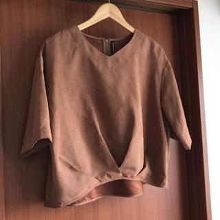 シマムラ(しまむら)のトップス 2枚セット(カットソー(半袖/袖なし))