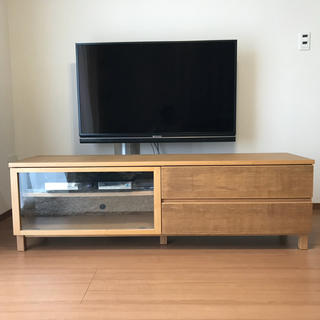 MUJI (無印良品) - 無印良品 AVラック テレビボード