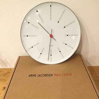 アルネヤコブセン(Arne Jacobsen)のアルネ ヤコブセン 掛け時計(掛時計/柱時計)