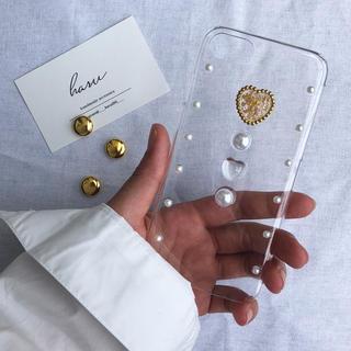 iPhoneケース ハンドメイド(スマホケース)