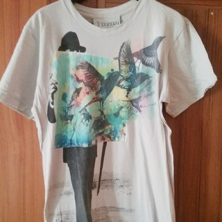 イマジナリーファンデーション(THE IMAGINARY FOUNDATION)のイマジナリーファンデーション アート フォト Tシャツ  Stüssy LA(Tシャツ/カットソー(半袖/袖なし))