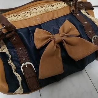 シマムラ(しまむら)のLIZLISA(リズリサ)っぽい雰囲気のカバン(ハンドバッグ)