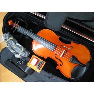【極美品】J.J.Dvorak チェコ産バイオリン #160 4/4 新品付属品